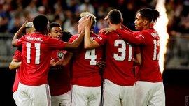 Манчестер Юнайтед уничтожил Лидс во втором товарищеском матче межсезонья