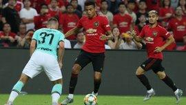 Манчестер Юнайтед – Інтер – 1:0 – відео гола та огляд матчу Міжнародного кубка чемпіонів