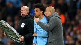 Гвардіола: Якщо Сане не щасливий в Манчестер Сіті, то нехай йде