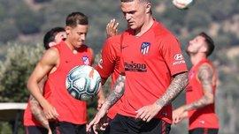 Триппьер взял пример с Азара и выбрал игровой номер в Атлетико