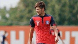 Форвард Динамо Сухоручко может перейти в Слован Либерец