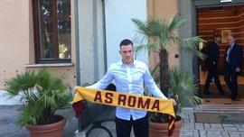 Рома оголосила про підписання Верету