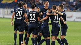 Злива голів у відеоогляді матчу Ворскла – СК Дніпро-1 – 3:4