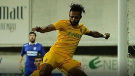 Эсеола за 21 минуту на поле забил, ассистировал и заработал пенальти, чем помог Кайрату обыграть лидера чемпионата