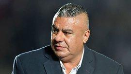 Президент Федерации футбола Аргентины исключен из совета КОНМЕБОЛ