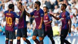 Барселона установила рекорд по доходам в сезоне 2018/19 – каталонцы заработали чуть меньше миллиарда евро