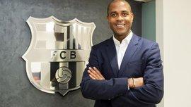 Клюйверт стал директором академии Барселоны