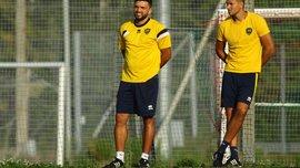 Едмар прокоментував повернення в чемпіонат України у статусі тренера