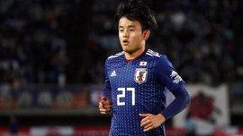 Іньєста оцінив рівень японського таланта Кубо – іспанець пояснив, чому Барселона не боролася з Реалом за гравця
