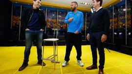 Де Росси официально стал игроком Бока Хуниорс