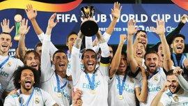 Клубный чемпионат мира-2019 состоится в декабре