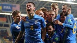 ФИФА сняла фильм о победе юношеской сборной Украины на чемпионате мира