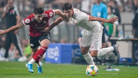 Ювентус не справился со звездами южнокорейской лиги в спарринге