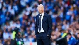 """""""Поражение меня не волнует"""", – Зидан прокомментировал провал Реала в матче с Атлетико"""