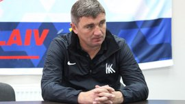Костишин пояснив, чому його син не грає в основі Колоса