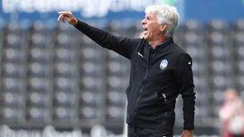 Тренер Малиновского прокомментировал поражение Аталанты в спарринге – команда дважды пропустила после выхода украинца