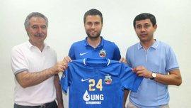 Екс-гравець Динамо продовжить кар'єру в Узбекистані