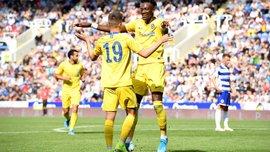 """Челси перестрелял Рединг в матче с семью голами – молодой талант """"синих"""" отметился дублем за 3 минуты"""