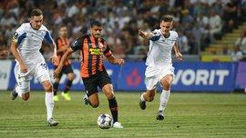 Гармаш – про переможний гол у ворота Шахтаря: Мені пощастило