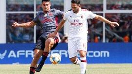 Милан уступил Бенфике в матче Международного кубка чемпионов – итальянцев наказал их бывший игрок