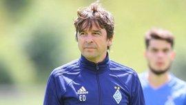 Экс-тренер Динамо: В клубе хотели, чтобы новички учили именно украинский язык