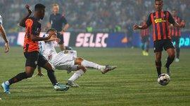 """""""Падаю назад, адже сил немає"""", – Гармаш розповів, як забив переможний гол у ворота Шахтаря"""