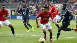 Манчестер Юнайтед минимально переиграл Кристиансунн в спарринге