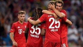 Феерия Мюллера в видеообзоре матча Audi Cup Бавария – Фенербахче – 6:1