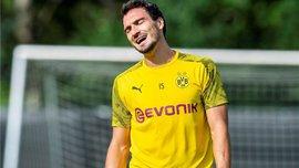 Хуммельс не зіграє у Суперкубку Німеччини – ще одна втрата Борусії Д
