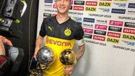 Ройс: Не нужно преувеличивать значение победы в Суперкубке Германии, но мы можем гордиться собой