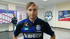 Захисник Чорноморця забив фантастичний гол п'ятою а-ля Ібрагімовіч