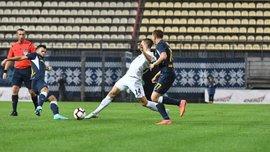 Заря – СК Днепр-1 – 1:1 – видео голов и обзор матча