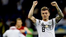 Кроос намекнул об уходе со сборной Германии после Евро-2020