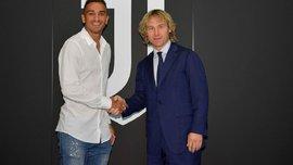 Данило сменил Манчестер Сити на Ювентус