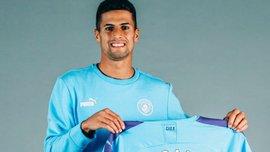 Канселу: Я мечтал стать лучшим в мире – в Манчестер Сити этого реально достичь