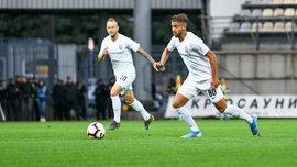 Юрченко: Перед пенальті капітан ЦСКА декілька разів казав, що я не заб'ю