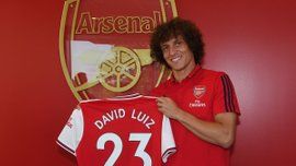 Давид Луис трогательно попрощался с Челси
