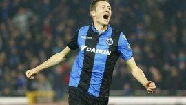 Брюгге подписал новый контракт с автором гола в ворота Динамо