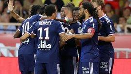 Ліон у більшості розгромив Монако у матчі-відкритті французької Ліги 1