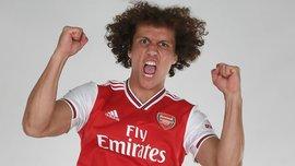Давид Луис: Мало кто из игроков смог бы решиться на трансфер из Челси в Арсенал, они бы испугались
