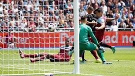 Вест Хем – Манчестер Сіті: Арбітри вперше скасували гол, скориставшись VAR – в епізоді взяв участь Зінченко