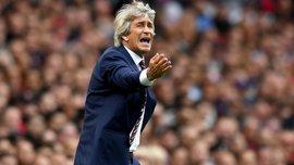 Пеллегріні звинуватив Манчестер Сіті у надмірній кількості порушень правил – саме це зруйнувало гру Вест Хема в атаці