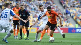 Гармаш назвав причину сутички між гравцями Шахтаря та Динамо після матчу