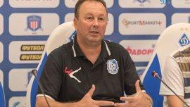 Червенков звинуватив арбітра в убивстві футболу за мотивами скандального протистояння з Минаєм