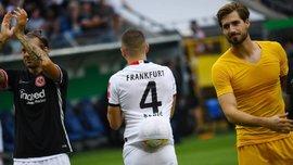 Кубок Німеччини: Ребіч врятував Айнтрахт Ф від другої поспіль ганьби, Санкт-Паулі Тащи пройшов далі по пенальті