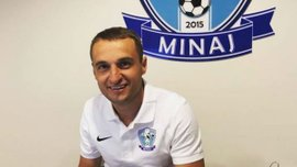 Безумная радость Кополовца и игроков Миная после дебютной победы в Первой лиге