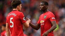 Погба оцінив високий рівень Магуайра у грі проти Челсі – новачок Манчестер Юнайтед вже отримав брутальне прізвисько
