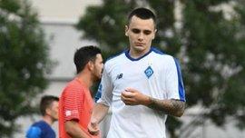 Тренер Динамо U-21 Мороз: У Шапаренка та Цітаішвілі мало ігрового тонусу, вони трохи розгублені