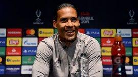 Ван Дейк оценил, сможет ли Адриан достойно заменить Алиссона в Суперкубке УЕФА