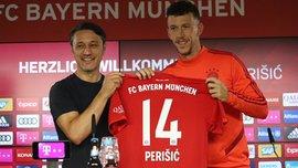 Перишич не сможет дебютировать за Баварию в матче против Герты – известна причина